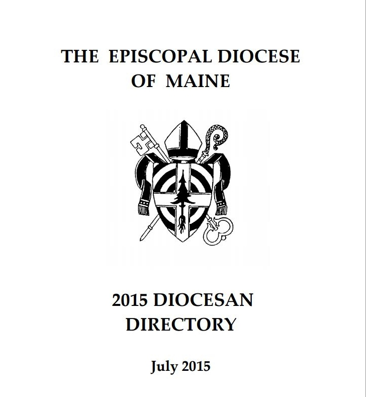 Diocesan Directory Cover